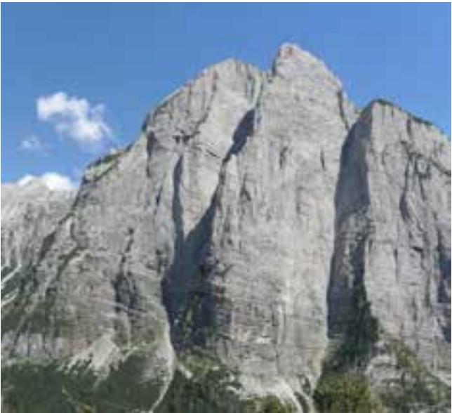 Attorno al Croz dell'Altissimo Dolomiti di Brenta